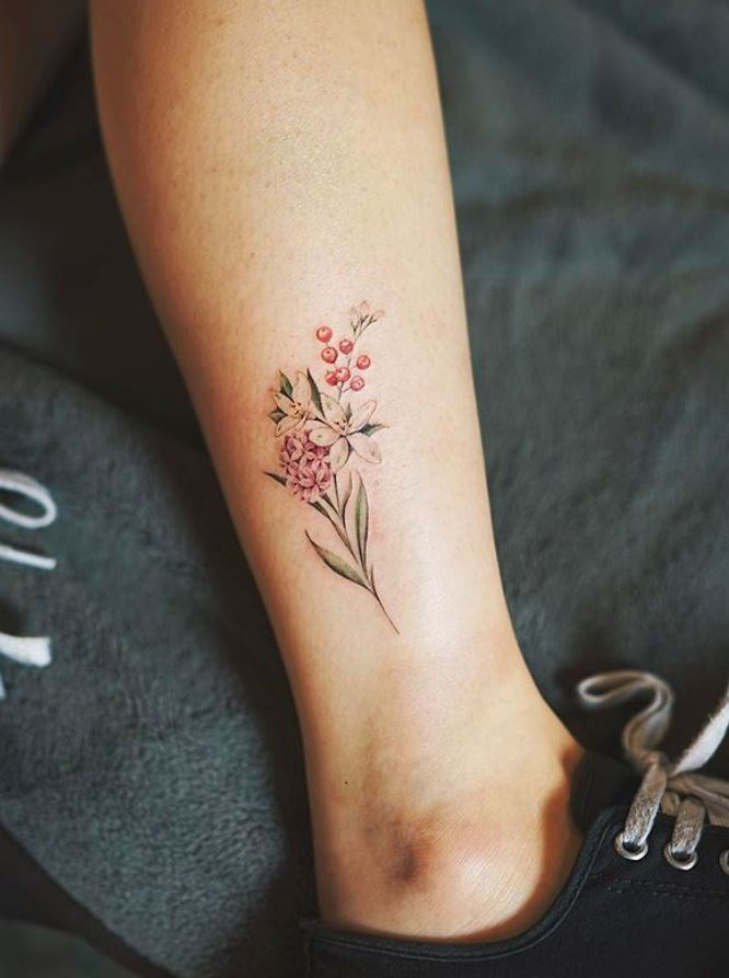 50+ Awesome Little Tattoos by Nando Tattoo