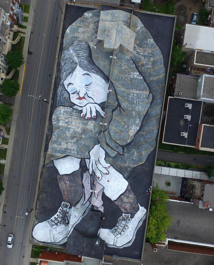 23 Stunning Street Art Murals