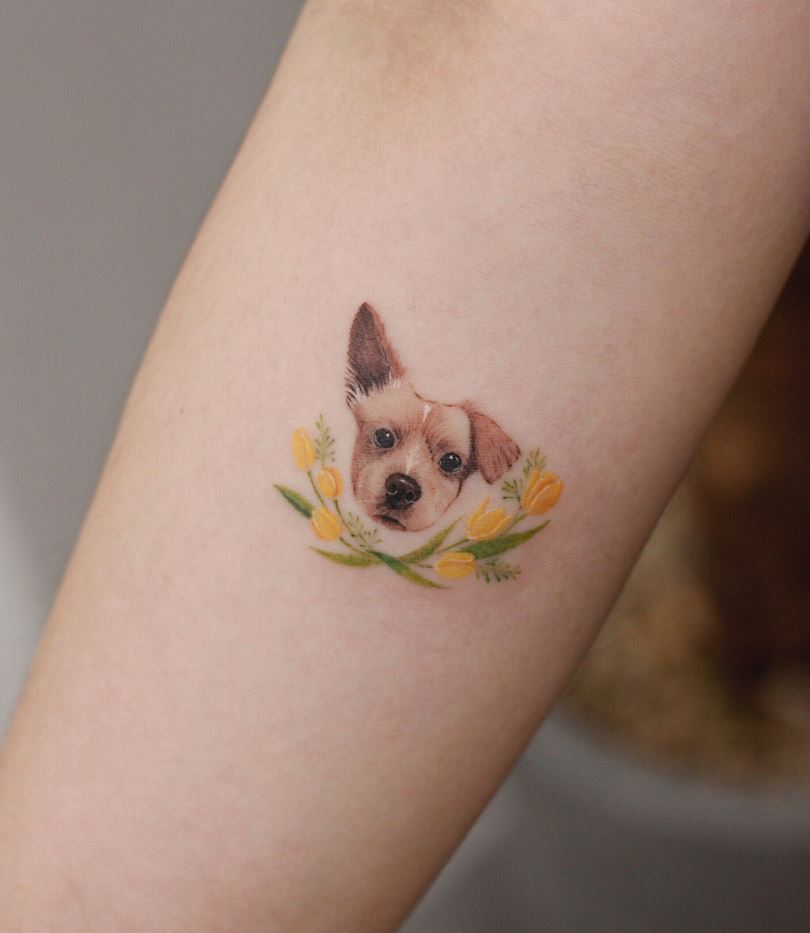 Good Small Tattoo Ideas For Men: 60 Best Cute And Small Tattoo Ideas